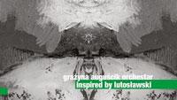 Grażyna Auguścik Orchestar, płyta 'Inspired by Lutosławski', promomix