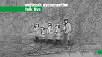 Wojtczak NYConnection, płyta 'FOLK FIVE', promomix